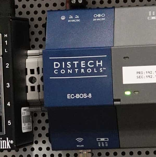 Distech Control Contractor