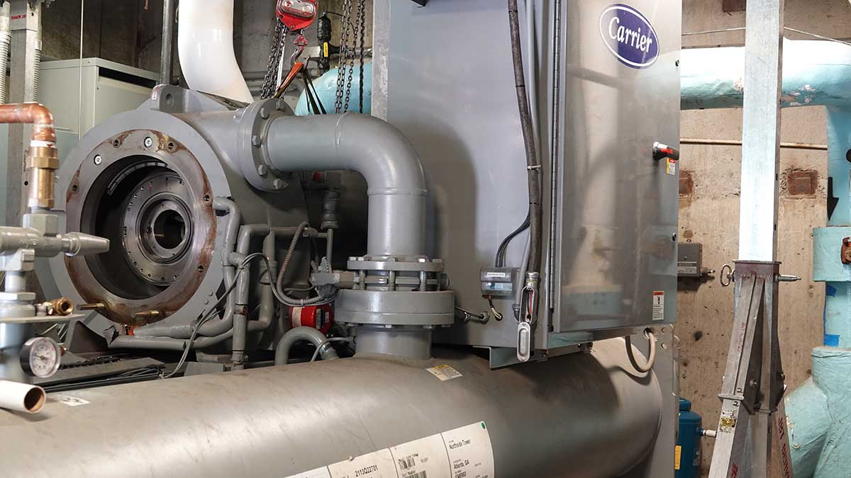 Commercial/Industrial HVAC Maintenance