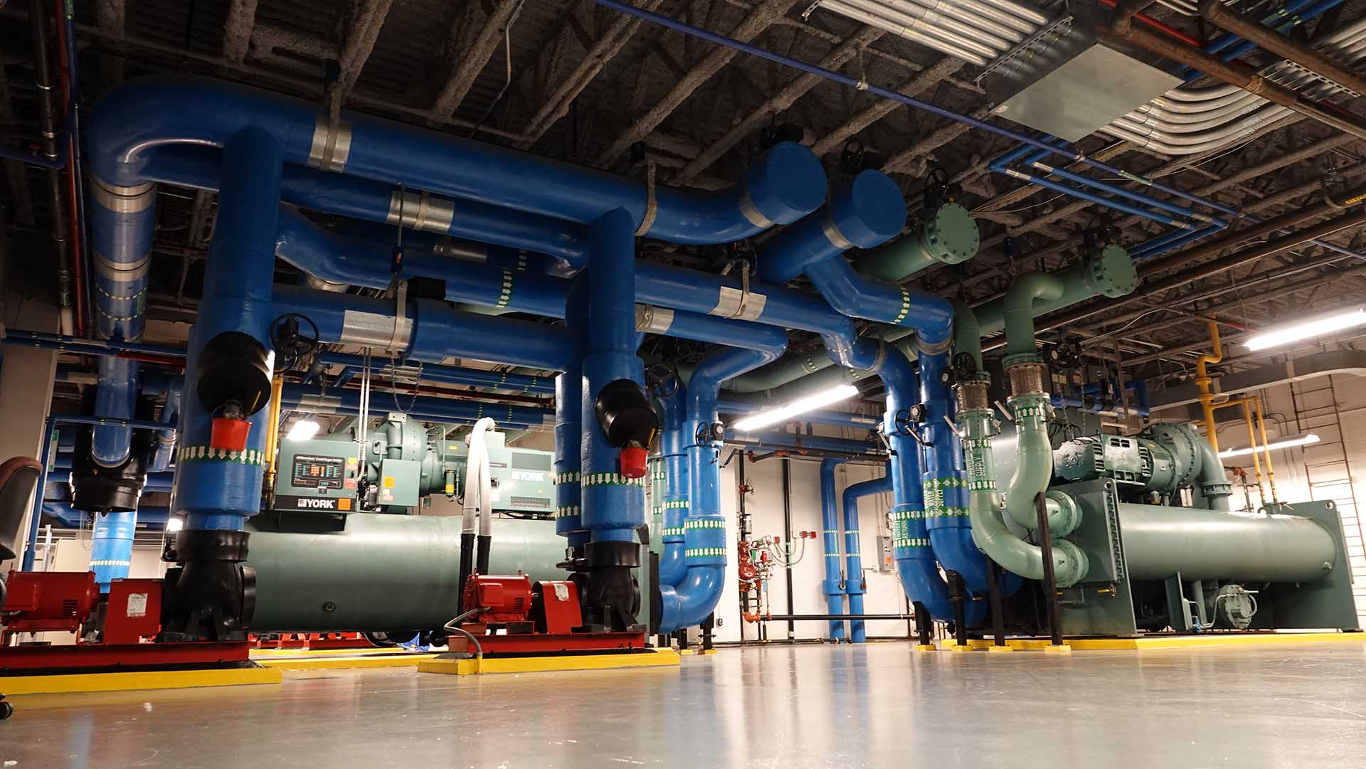 Pipes. Atanta HVAC service contractor.
